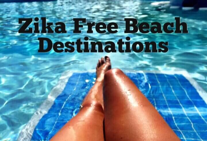 Zika Free Destination, Zika free beach destination, pregnancy safe beach destination