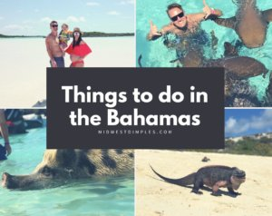 ultimate guide and family friendly guide to Bahamas, zika free babymoon destinations, family beach vacation