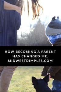 How becoming a parent changed me