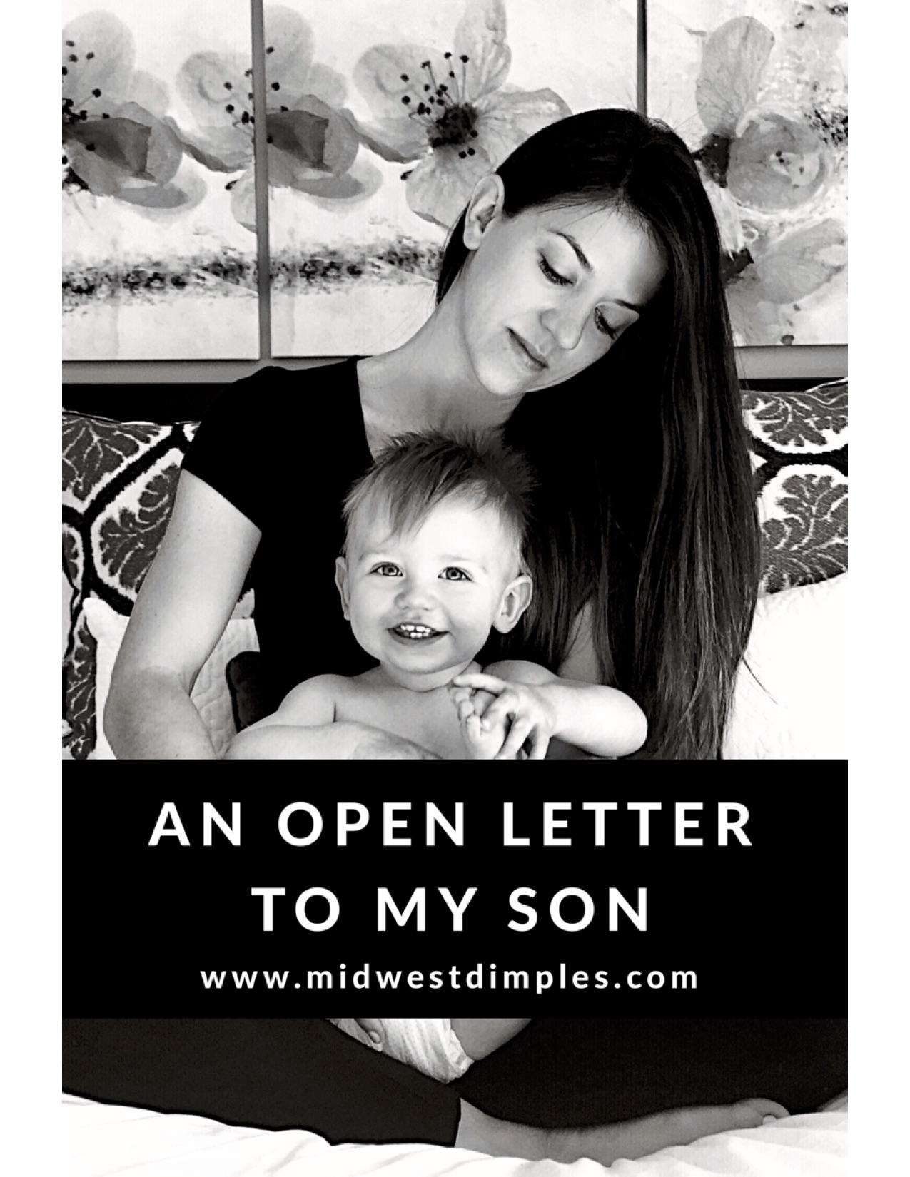 An open letter to my son