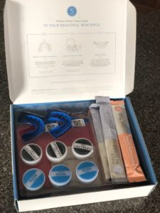 Review of Smiles Brilliant's Teeth Whitening System