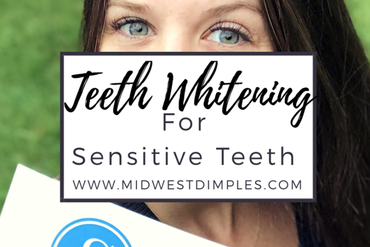 Teeth Whitening for Sensitive Teeth