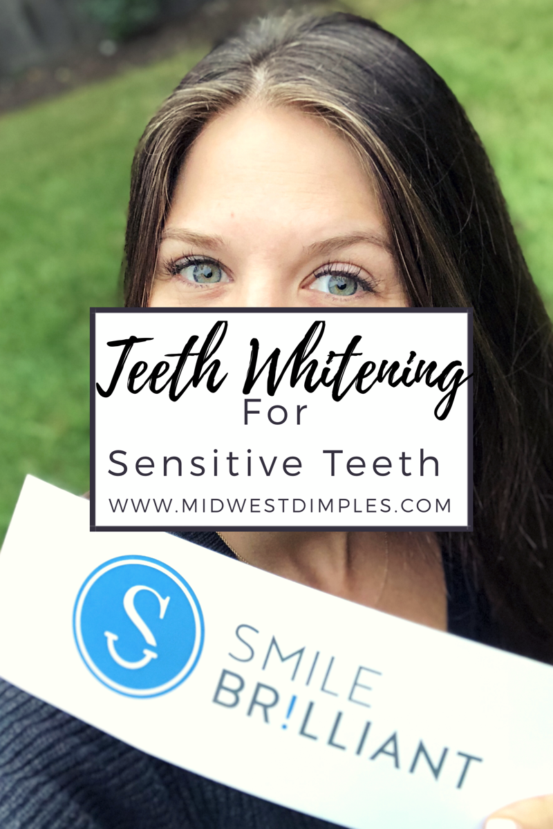 Teeth Whitening for Sensitive Teeth